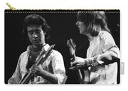 Paul And Mick In Spokane 1977 Carry-all Pouch