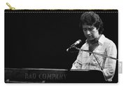 Paul At The Keyboard In Spokane 1977 Carry-all Pouch