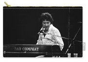 Bad Company Live In Spokane 1977 Carry-all Pouch