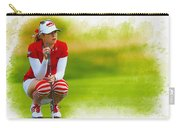 Paula Creamer - The Ricoh Women British Open Carry-all Pouch