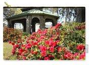 Pavilion And Azaleas  Carry-all Pouch