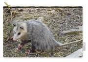 Pawing Possum Carry-all Pouch