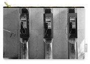 Pay Phones 2b Carry-all Pouch