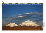 Payachatas Volcanos Chile Carry-all Pouch