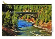 Payette River Scenic Byway Carry-all Pouch