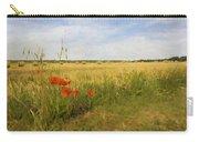 Paysage De Normandie Carry-all Pouch