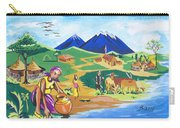 Paysage Du Nord Du Rwanda Carry-all Pouch