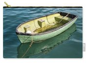 Pea-green Boat Carry-all Pouch