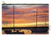 Peace At Days End Carry-all Pouch