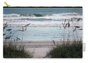 Peace At The Beach Carry-all Pouch