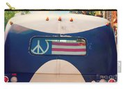 Peace Bus Carry-all Pouch