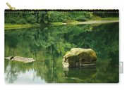 Peace By The River Carry-all Pouch
