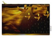Peace Doves In The Desert Carry-all Pouch by Pepita Selles
