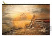 Peace Carry-all Pouch by Betsy Knapp