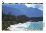 Peace In The Valley - Landscape Art Carry-all Pouch