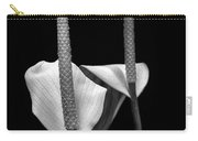 Peace Lilies Carry-all Pouch