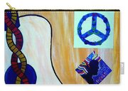 Peace - Music Carry-all Pouch