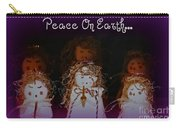 Peace On Earth Carry-all Pouch