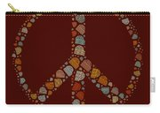Peace Symbol Design - S05d Carry-all Pouch