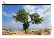 Peace Tree Carry-all Pouch