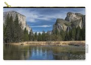 Peaceful Afternoon In Yosemite Carry-all Pouch