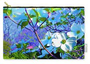 Peaceful Dogwood Spring Carry-all Pouch