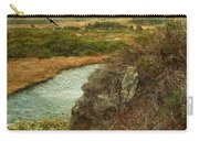 Peaceful Estuary In Carmel Carry-all Pouch