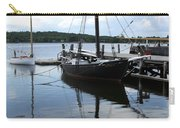 Peaceful Harbor Scene - Ct Carry-all Pouch