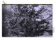 Peaceful Holidays Carry-all Pouch by Carol Groenen