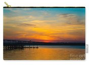 Peaceful Hues Carry-all Pouch