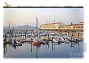 Peaceful Marina Carry-all Pouch