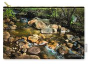 Peaceful Mountain Stream Carry-all Pouch