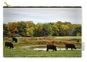 Peaceful Pastures Carry-all Pouch