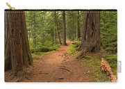 Peaceful Path To Cheakamus Lake Carry-all Pouch