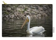 Peaceful Pelican Carry-all Pouch