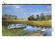 Peaceful Prairie Carry-all Pouch by Debra and Dave Vanderlaan