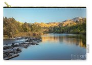 Peaceful River Carry-all Pouch by Robert Bales