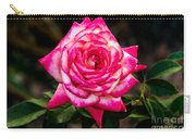 Peaceful Rose Carry-all Pouch