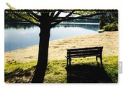 Peaceful Shadows Carry-all Pouch