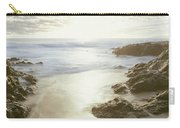 Peaceful Sunset At Playa Cerritos Carry-all Pouch