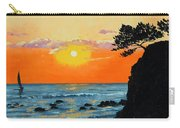 Peaceful Sunset Carry-all Pouch