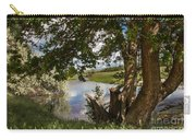Peaceful View Carry-all Pouch by Robert Bales