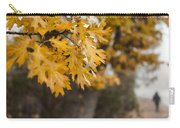 Peacefull Fall Walk Carry-all Pouch
