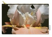 Peach Elegance Carry-all Pouch