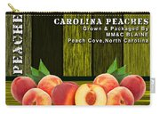 Peach Farm Carry-all Pouch