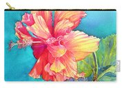 Peach Paradise Carry-all Pouch
