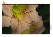 Peach Parfait Daylilies Carry-all Pouch