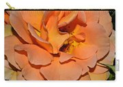 Peach Rose - Digital Paint Carry-all Pouch