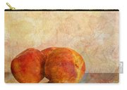 Peach Trio II Carry-all Pouch