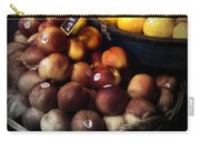 Peaches And Lemons Antique Carry-all Pouch